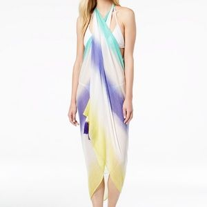 I.N.C Ombré sarong Cover up and wrap